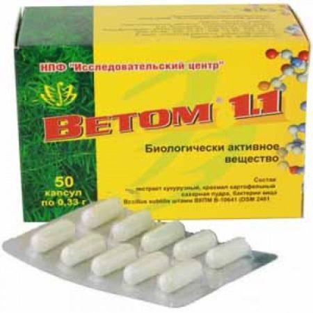 Ветом 1-1 (50 капсул)